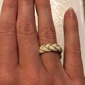 Braided ring size 7